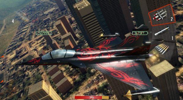 Sky Gamblers: Air Supremacy surpreende pelos gráficos (Foto: Divulgação) (Foto:  Sky Gamblers: Air Supremacy surpreende pelos gráficos (Foto: Divulgação))