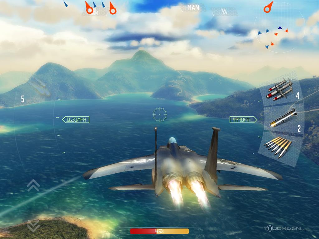 Sky Gamblers: Air Supremacy (Foto: Divulgação)