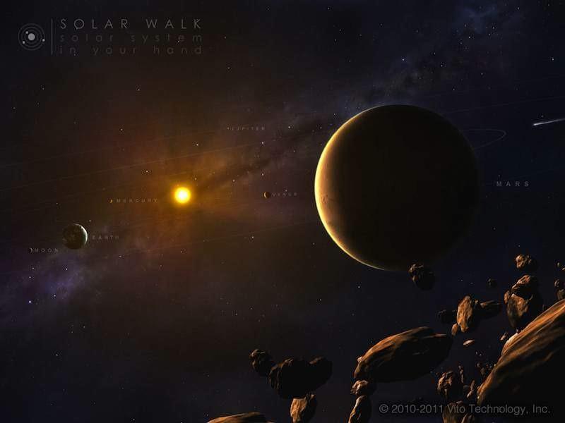 Solar Walk (Foto: Divulgação)