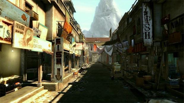 Novo vídeo vazado mostra o ambiente de Beyond Good & Evil 2 (Foto: Divulgação)