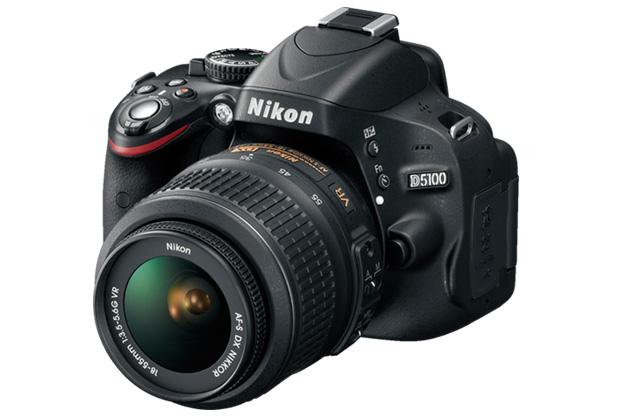 Nikon D5100 (Foto: Divulgação)
