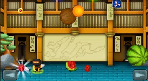 8Bit Ninja, um game retrô e simpático (Foto: Divulgação) (Foto: 8Bit Ninja, um game retrô e simpático (Foto: Divulgação))