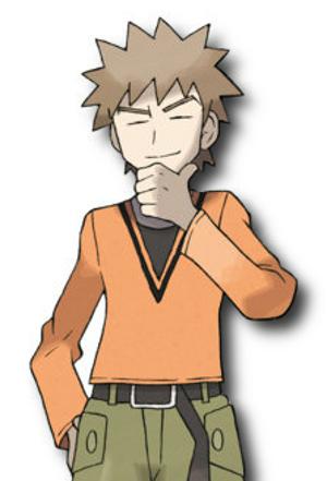 Brock em Pokémon Black 2 e White 2 (Divulgação)