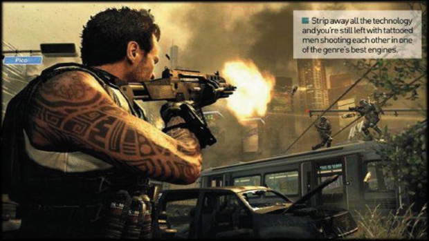 Call of Duty: Black Ops 2 (Foto: The Silent Chief)