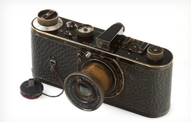 Leica é a câmera mais cara do mundo (Foto: Divulgação)