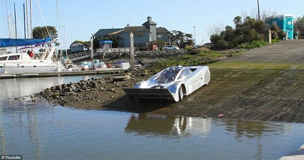 SeaLion é rápido na terra e na água (Foto: Reprodução)