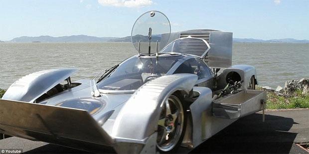 Modelo tem chassi leve por conta do uso do alumínio (Foto: Reprodução)