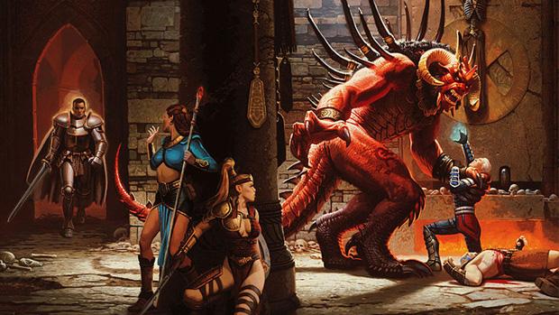 Bugs atormentam o lançamento de Diablo 3 (Foto: Divulgação)