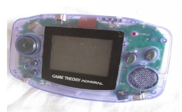 Game Theory Admiral (Foto: Reprodução)