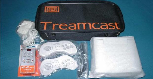 Treamcast (Foto: Reprodução)