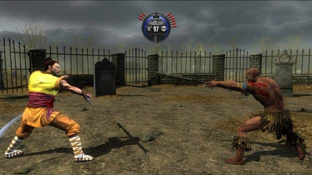 Deadliest Warrior: Ancient Combat (Foto: Divulgação) (Foto: Deadliest Warrior: Ancient Combat (Foto: Divulgação))