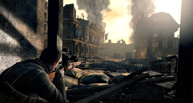 Sniper Elite V2 (Foto: Divulgação) (Foto: Sniper Elite V2 (Foto: Divulgação))