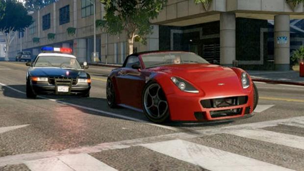 Grand Theft Auto V (Foto: Gematsu)