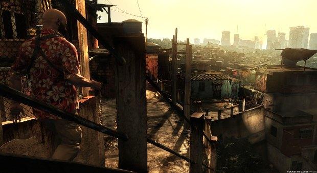 Favelas de São Paulo servem como cenário para o game (Foto: Divulgação)
