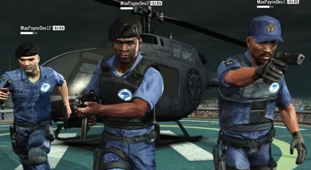 Multiplayer de Max Payne (Foto: Divulgação) (Foto: Multiplayer de Max Payne (Foto: Divulgação))