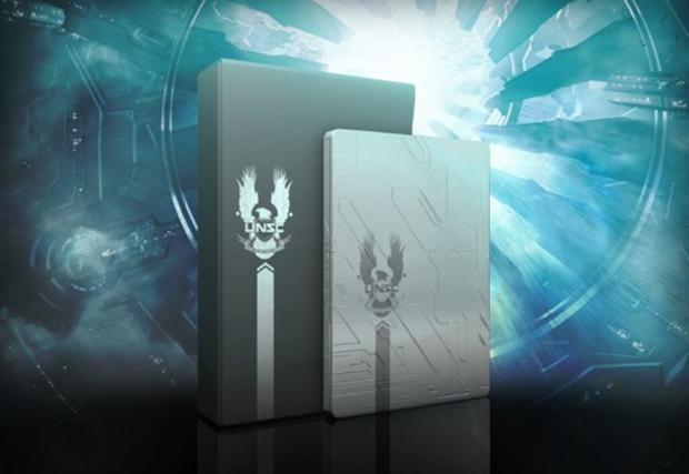 Capa da Edição Limitada de Halo 4 (Foto: Divulgação)