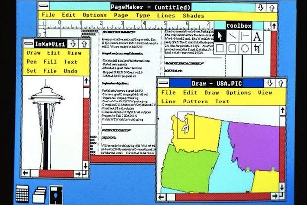Windows 2.0 (Foto: Reprodução / BBC.co.uk)