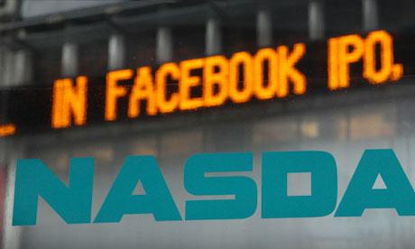 Nasdaq vai começar a vender ações do Facebook na sexta (Foto: Reprodução) (Foto: Nasdaq vai começar a vender ações do Facebook na sexta (Foto: Reprodução))