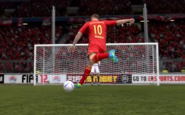 FIFA 12 Bayern  (Foto: Reprodução)