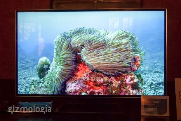 TV 3D Toshiba 55ZL2G, com resolução 4K nativa (Foto: Reprodução/Gizmologia)