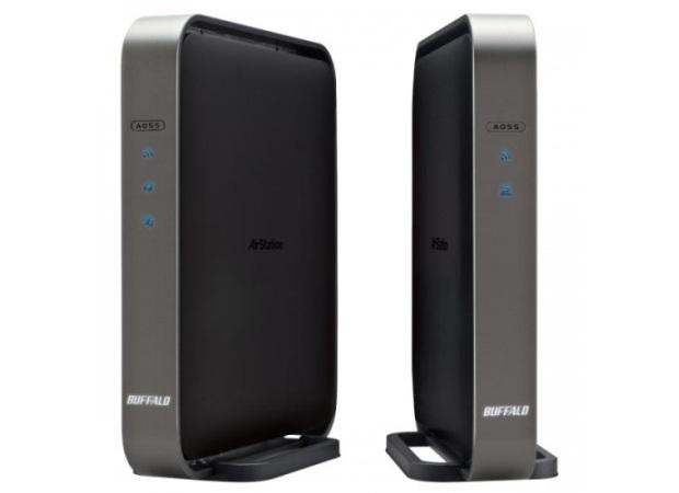 Roteadores da Buffalo são os primeiros no padrão Wi-Fi 802.11ac (Foto: Divulgação)