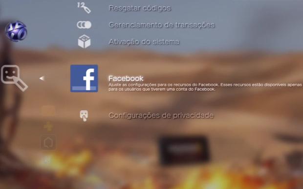 Como compartilhar seus troféus do PS3 no Facebook (Foto: Reprodução)