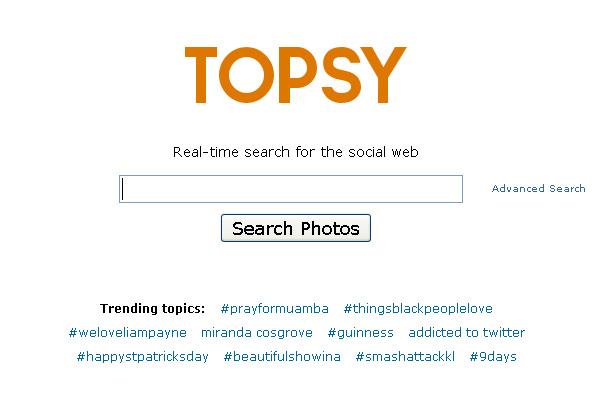 Topsy (Foto: Reprodução)