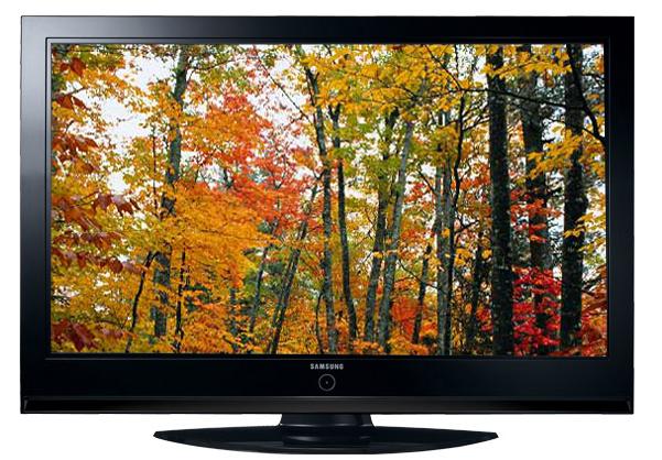TV de Plasma se tornou um produto de pouco sucesso (Foto: Reprodução)