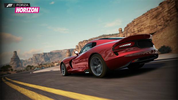 Primeira imagem de Forza Horizon (Foto: Divulgação) (Foto: Primeira imagem de Forza Horizon (Foto: Divulgação))