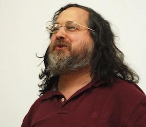 Richard Stallman (Foto: Reprodução / Wikipedia)