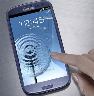 Galaxy SIII est&#225; chegando ao Brasil (Foto: Reprodu&#231;&#227;o) (Foto: Galaxy SIII est&#225; chegando ao Brasil (Foto: Reprodu&#231;&#227;o))