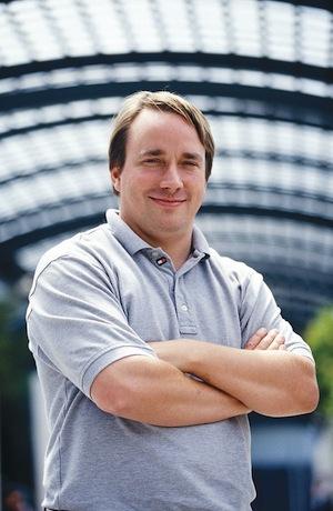 Linus Torvalds (Foto: Reprodução / Wikipedia)