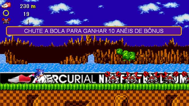 Sonic X Vapor (Foto: Divulgação)