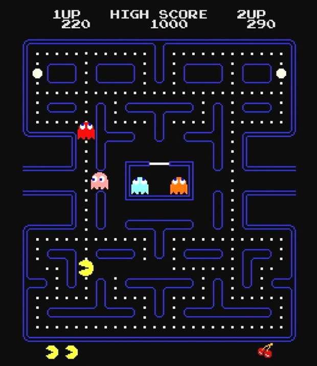 Pac-Man comemora 32 anos (Foto: Divulgação)