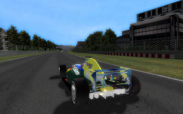 Pole Position 2012 (Foto: Divulgação)