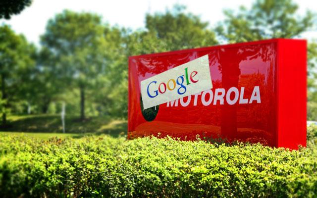 Google compra a Motorola (Foto: Reprodução)