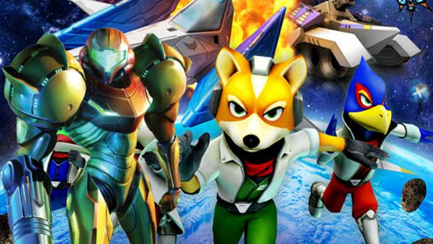 Star Fox & Metroid: Fusion Saga (Foto: Divulgação)