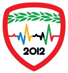Badge dos Jogos Olímpicos (Foto: Divulgação) (Foto: Badge dos Jogos Olímpicos (Foto: Divulgação))
