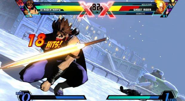 Strider poderia voltar com um game próprio? (Foto: Reprodução/VideoGamessBlogger)