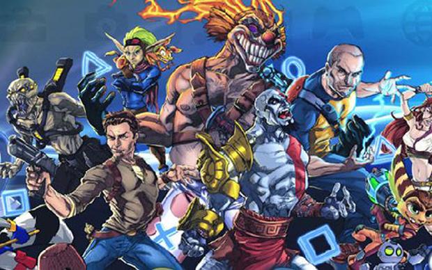 Fãs querem mais personagens em PlayStation All-Stars Battle Royale (Foto: Divulgação)