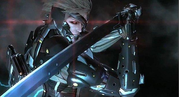Metal Gear Rising (Foto: Reprodução) (Foto: Metal Gear Rising (Foto: Reprodução))