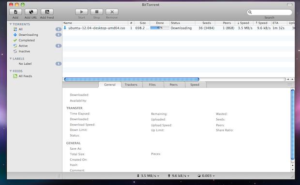 BitTorrent (Foto: Reprodução/TechTudo)