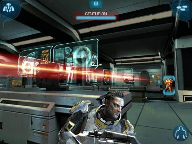 Mass Effect Infiltrator (Foto: Divulgação)