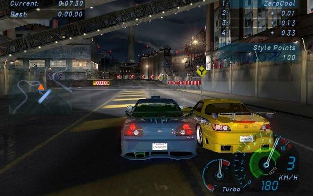 Need for Speed: Underground retratou a moda da época (Foto: Divulgação)