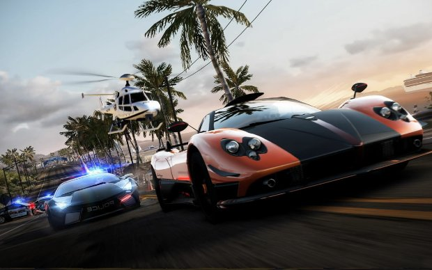 Need for speed most wanted anunciado na e3 2012 Nfs most wanted para pc