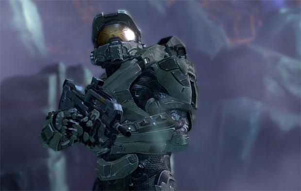 Master Chief é o herói de Halo 4 (Foto: Divulgação) (Foto: Master Chief é o herói de Halo 4 (Foto: Divulgação))