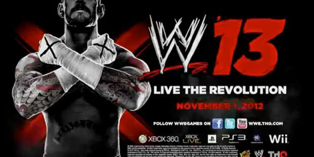 WWE 13 (Foto: Reprodução/Youtube)