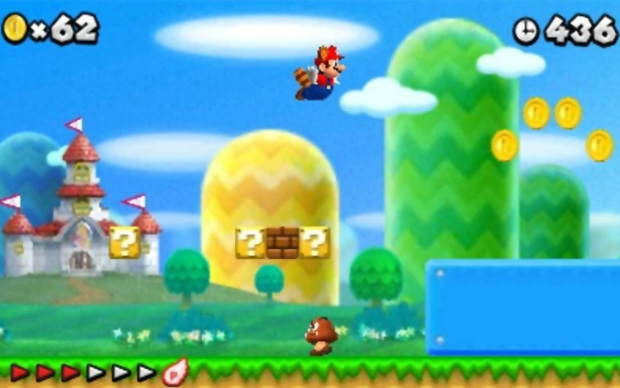 New Super Mario Bros. 2 (Foto: Divulgação) (Foto: New Super Mario Bros. 2 (Foto: Divulgação))