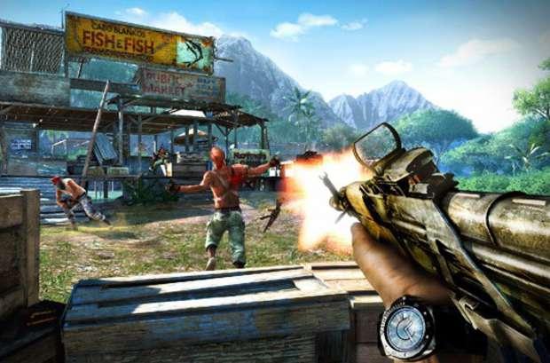 Far Cry 3 (Foto: Joystiq) (Foto: Far Cry 3 (Foto: Joystiq))