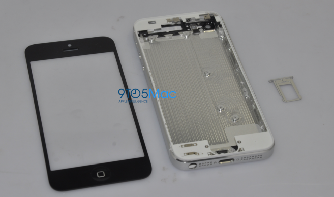 Fotos do suposto novo iPhone aparecem em site americano (Foto: Reprodução/9to5mac.com)